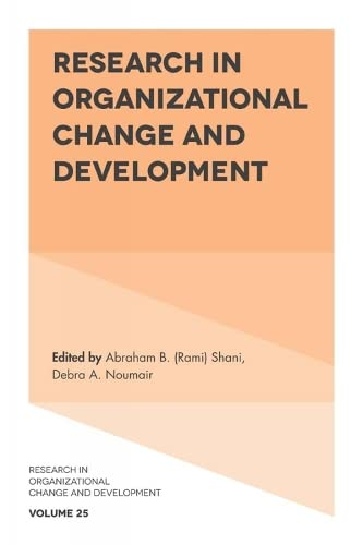 research-in-organizational-change-and-development