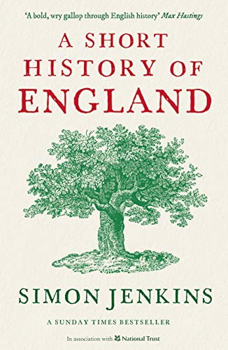 Cover of A Short History of England by Simon Jenkins