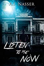 Listen To Me Now: Supernatural Horror with…
