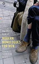 The Oberon Book of Modern Monologues for Men…