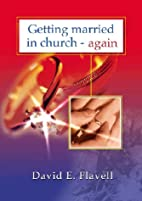 Getting Married in Church - Again by David…