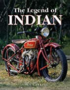 The Legend of Indian by John Carroll