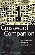 The Wordsworth Crossword Companion…