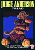 Alan Grant: Judge Anderson: Triad (2000AD Presents)