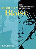 Modesty Blaise: The Green-Eyed Monster by…