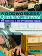 Woodworkers' Questions Answered by Alan…