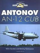 Antonov AN-12 CUB (Crowood Aviation S.) by…