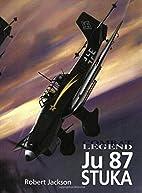 Ju 87 Stuka (Combat Legends) by Robert…