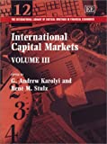 Karolyi, G. Andrew: International Capital Markets
