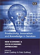 Productivity, innovation and knowledge in…