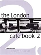 The London Cafe, Book 2 by Simon Garner