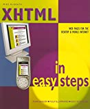 McGrath, Mike: Xhtml in Easy Steps