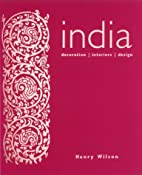 India by Henry Wilson