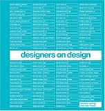 Conran, Terence: Designers On Design