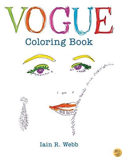 TVogue Coloring Book