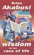 Wisdom for the race of life by Kriss Akabusi