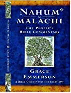 Nahum to Malachi: A Bible Commentary for…