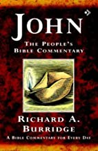 John: A Guide for Reflection and Prayer…