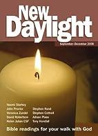 New Daylight: September-December 2008: Bible…