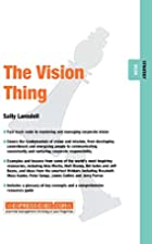 The Vision Thing: Strategy 03.04 (Express…