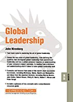 Global Leadership by John Nirenberg