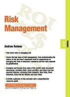 Risk Management (Express Exec) by Andrew…