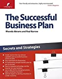 Barrow, Paul: The Successful Business Plan: Secrets and Strategies (The Planning Shop Series?????)
