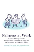 Fairness at Work: A Critical Analysis of the…