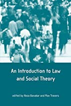 An Introduction to Law and Social Theory by…