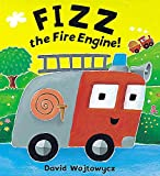Wojtowycz, David: Fizz the Fire Engine to the Rescue (Little wheelies)