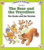 The bear and the travelers / And the ducks…