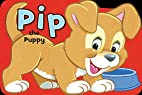 Pip the puppy by Peter Adby