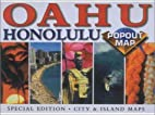 Rand McNally Popout Map: Oahu by Rand…