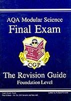 GCSE AQA Modular Science: Final Exam…