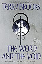 The Word and the Void by Terry Brooks