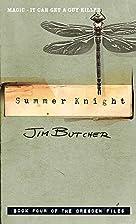 Summer Knight (Dresden Case Files) by Jim…