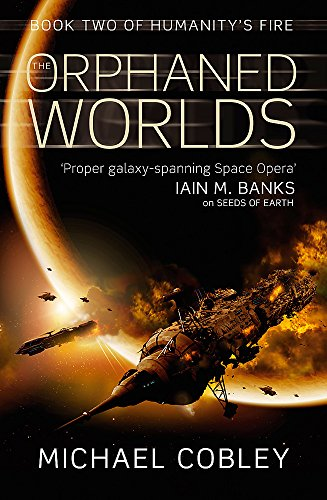 The Orphaned Worlds cover