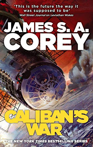 Cover of Caliban's War by James S. A. Corey