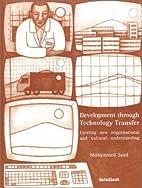 Development through Technology Transfer:…