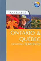 Travellers Ontario and Quebec (Travellers -…