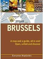 Brussels EveryMan MapGuide (Everyman…