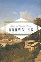 Poems and Letters by Robert Browning