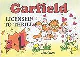 "Davis, Jim: Licensed to Thrill: ""Garfield's Guide to Romance"", ""Garfield's Guide to the Seasons"" (Garfield 2-in-1 theme books)"