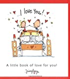 I Love You (Juicy Lucy Gift Books) by Lucy…