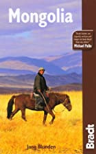 Bradt Guide Mongolia by Jane Blunden