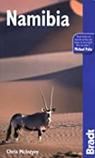 Bradt Guide Namibia by Chris McIntyre