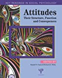 Salovey, Peter: Attitudes: Key Readings Their Structure, Function, and Consequences