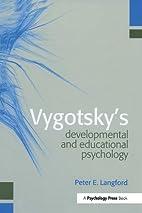 Vygotsky's Developmental and Educational…
