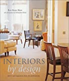 Drake, Christopher: Interiors by Design: Advice and Inspiration from the Professionals