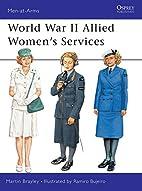 World War II Allied Women's Services by…